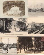 Lot De 200 Cartes Postales Anciennes  (CPA)  De France - Postcards
