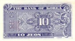 KOREA SOUTH P. 28 Et 29 10 Et 50 J 1962 UNC - Corée Du Sud