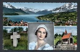 Bélgica *Königin Astrid Von Belgien +29.8.1935* Ed. Photoglob Nº 142. Nueva. - Bélgica