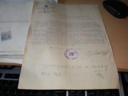 Football  Vojna Posta 5440 Nasice  Partizan Beograd 1951 - Soccer