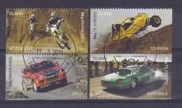 Iceland 2011 Motorsport Y.T. 1237/1240  (0) - Gebraucht