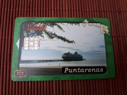 Phonecard Costa Rica Used - Costa Rica