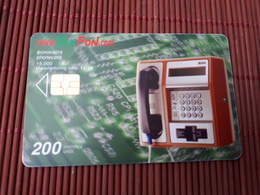 Phonecard Bulgaria  Only 15.000 EX Made Used Rare - Bulgarie