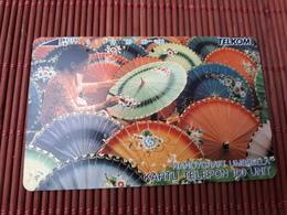 Phonecard Indonesia 100 Units Used - Indonesia
