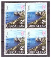 GIBILTERRA - 1970 - PUNTA EUROPA. QUARTINA. - MNH** - Gibilterra