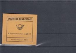Bund Michel Kat.Nr. MH Postfr/** 15 - [7] République Fédérale