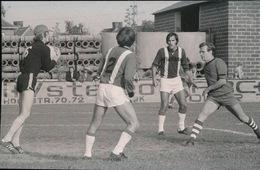 DEERLIJK     FOTO 1973  -  14 X 9 CM -  VOETBAL - Deerlijk