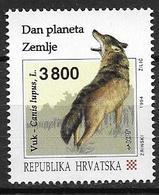 Croatie 1994 N° 228 Neuf Loup - Croatia