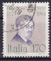 Repubblica Italiana, 1979 - 170 Lire Francesco Severi - Nr.1459 Usato° - 1946-.. Republiek
