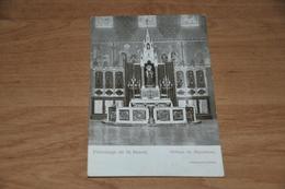 6002- PELERINAGE DE ST. BENOIT, ABBAYE DE MAREDSOUS - Religions & Croyances