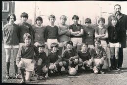 MELLE  FOTO 1973  -  14 X 10 CM -  VOETBAL - Melle
