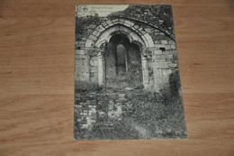 6008-  ABBAYE D'AULNE, PORTE TRILOBEE DU CLOITRE - Religions & Croyances