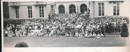 BELLEM   FOTO 1973  -  20 X 9 CM -   500 FAMILIELEDEN STANDAERT OP POST - Aalter