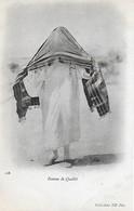 ALGERIE   FEMME DE QUALITE - Algérie