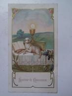 Oud Prentje  1929  Communion  Solennelle  SARLARDINGE - Communion