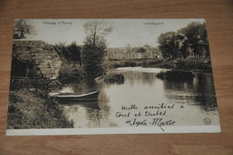 6016-   ABBAYE D'AULNE, L'ANCIEN PONT - 1907 - Non Classés