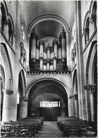 CPSM  Dentelée  En  NB  De  ST-SEVER   (40)  -  Orgues  Et  Intérieur De L' Eglise   //   TBE - Saint Sever