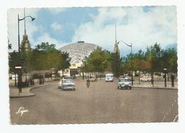 CPSM - Le Parc Des Expositions - Voiture Automobile CITROEN 2V - AMI 6 - Estafette Fourgon Tube - Voitures De Tourisme