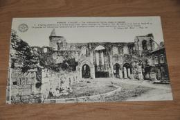 6021- ABBAYE D'AULNE, VUE INTERIEURE DE L'EGLISE, CHOEUR ET TRANSEPT - Religions & Croyances