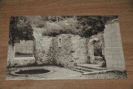 6023- ABBAYE D' ORVAL, FONTAINE MATHILDE RESTAUREE EN 1932 - Religions & Croyances