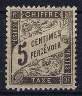 France: Yv 14 MH/* Flz/ Charniere - 1859-1955 Postfris