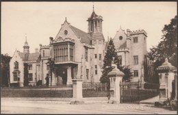 Shire Hall, Taunton, Somerset, C.1920s - Frith's Postcard - England