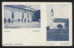 KINGDOM OF YUGOSLAVIA-The Kingdom Of Serbs Croats And Slovenes-DOROSLOVO(KARAVUKOVO) -VINTAGE POSTCARD,1930.(APAT#34) - Yugoslavia