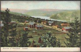 Province Of Wermland, Sweden, C.1905 - Axel Eliassons Brevkort - Sweden