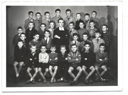 Thème école PHOTO De Classe - Beau Cliché Format CPM (vers 1960) - Vente Directe X - Schools