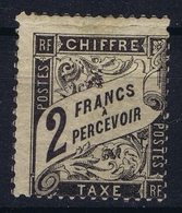 France: Yv 23 MH/* Flz/ Charniere - Taxes
