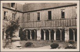 Intérieur De L'Abbaye, Beauvais, Oise, C.1940s - Réant Photo CPSM - Beauvais