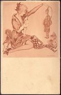 MAX  BRUNING - PUPPEN  KRAMPUS - 1926 - Bruening, Max