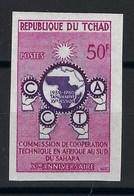 République Du Tchad, Non Dentelé, N° 62 ** TB - Tsjaad (1960-...)