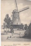BEIRENDRECHT / ANTWERPEN / MOLEN OF HET SOLOFT  1907 ANIMATIE  ZELDZAAM - Antwerpen