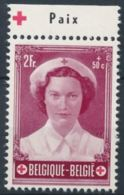 Belgique 1953 Nobel Red Cross Croix Rouge  MNH - Nobel Prize Laureates