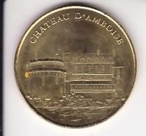 Jeton Médaille Monnaie De Paris MDp Chateau D'Amboise 2018 - 2018