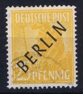 Berlin: Mi 10 Obl./Gestempelt/used 1948 - [5] Berlin