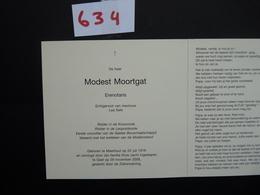 Moortgat / Notaris / Meerhout / Geel - Religion & Esotérisme