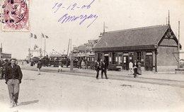 SAINT MALO (35) Gare Des Tramways - Saint Malo