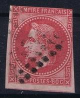 France Col. Gen Yv 10  Obl./Gestempelt/used - Napoleon III