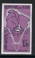 République Du Tchad, Non Dentelé, N° 73 ** TB - Tsjaad (1960-...)