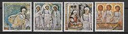 VATICAN     -    1990 .     Y&T N°  878 à 881 * .   Série Complète . - Vatican