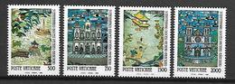 VATICAN     -    1990 .     Y&T N°  882 à 885 * .   Série Complète . - Vatican