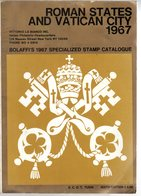 Roman Statesand Vatican City  9 Ieme Ed 1967 ( Texte En Anglais ) - Italy