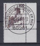 Bund 2211 SWK (XXIX) 400 Pf/2,05 € Eckrand Rechts Unten Mit ESST Frankfurt - [7] République Fédérale