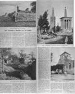 EXCURSION à  BROUAGE Et à LA COUBRE   ( CHARENTE-INFERIEUR )    1936 - Aquitaine