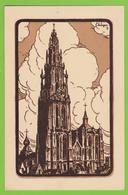ANTWERPEN - O.L. Vrouwkerk Door Gaston EBINGER - Antwerpen