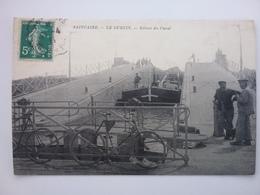 Le Guetin                         (peniche )schiffe Arken Binnenvaart - Péniches