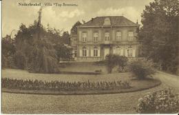 Nederbrakel -- Villa  Top Bronnen.   (2 Scans) - Brakel