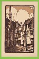 ANTWERPEN - St. Niklaasplaats Door Gaston EBINGER - Antwerpen